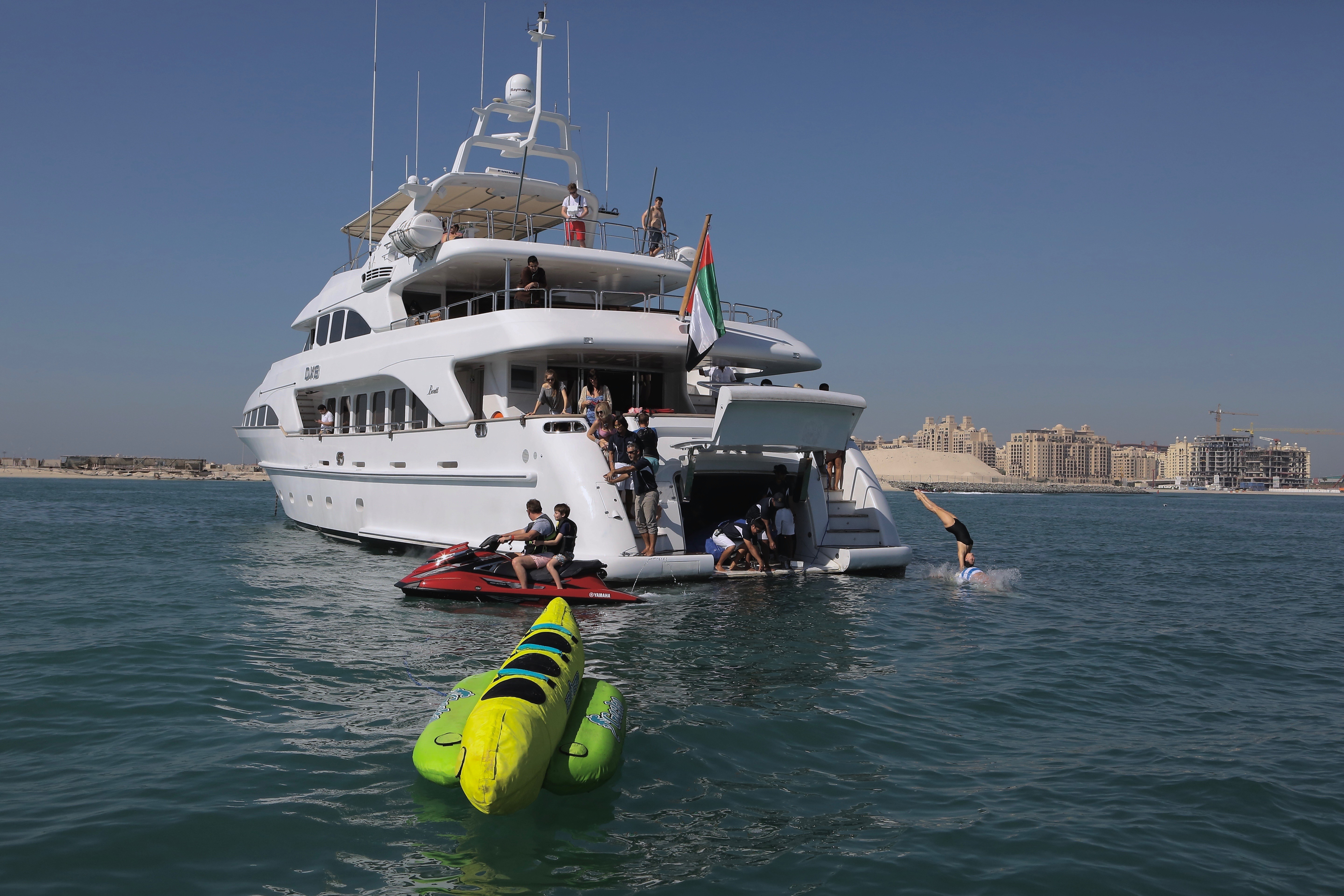 The 35m Yacht DXB