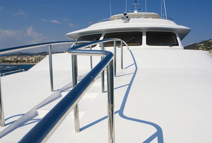The 35m Yacht ENCHANTRESS