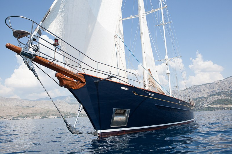 The 35m Yacht LAURAN