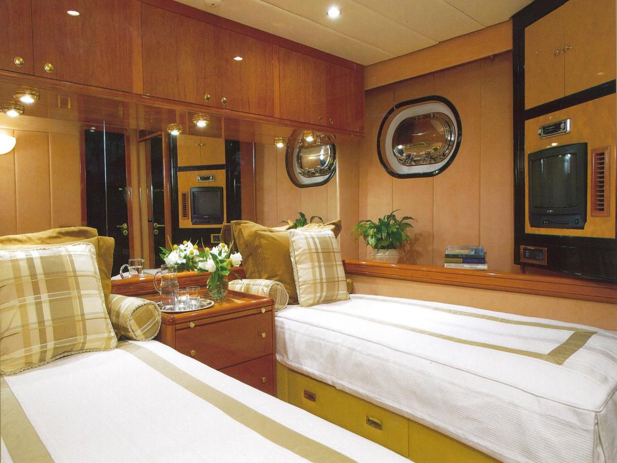The 35m Yacht MANUTARA