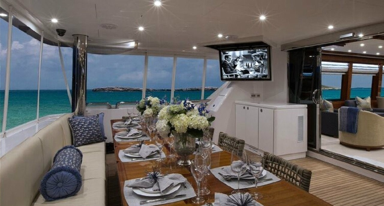 The 35m Yacht RENAISSANCE