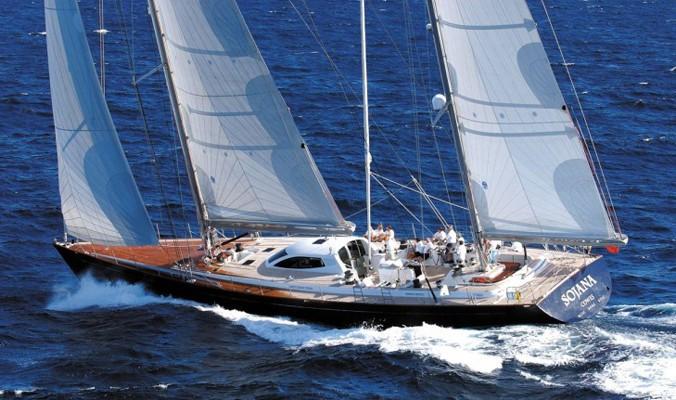 Cruising On Board Yacht SOJANA