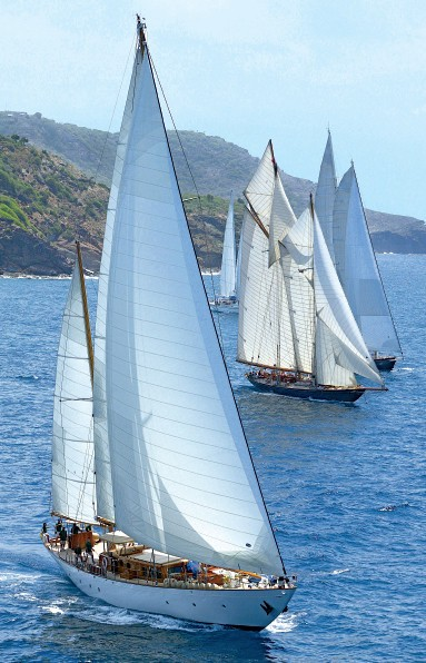 Profile On Yacht TIZIANA
