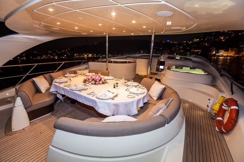 The 36m Yacht CANPARK