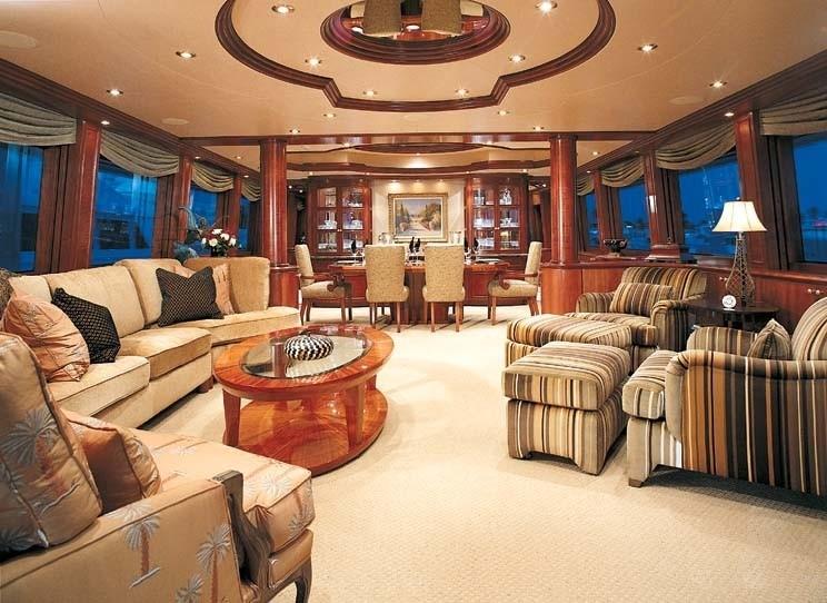 Premier Saloon On Yacht IMPETUOUS