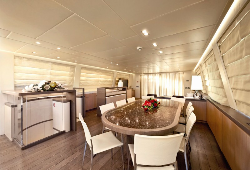 The 36m Yacht MUSA