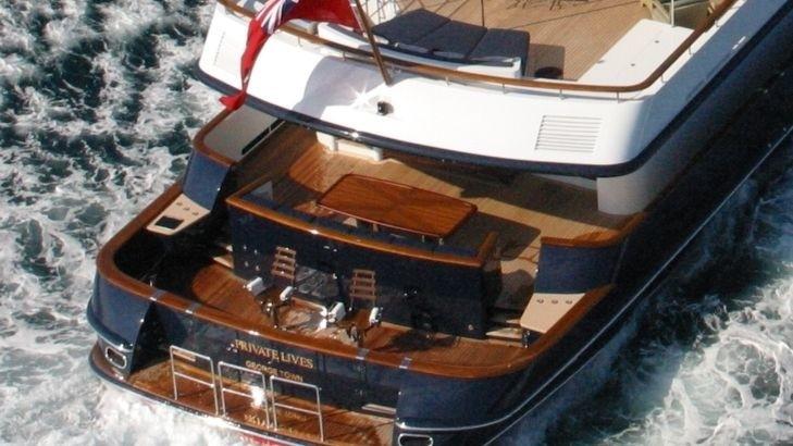 Cruising On Board Yacht RH III