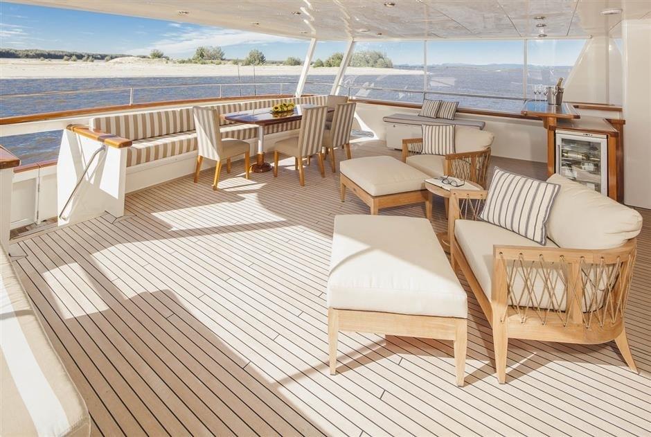 The 36m Yacht SILENT WORLD II