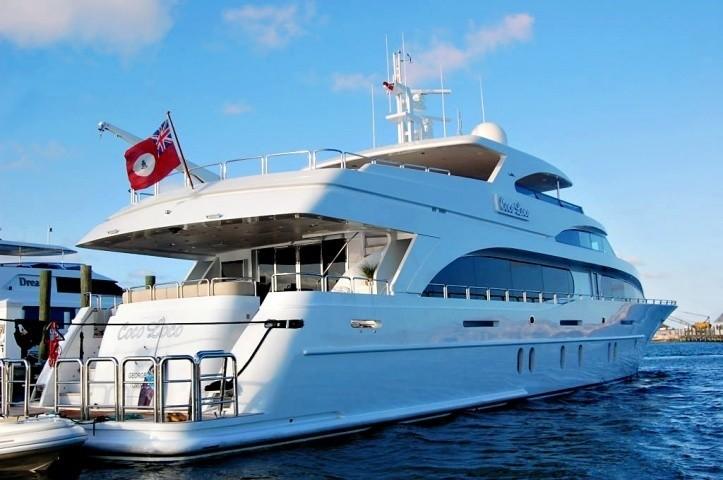The 37m Yacht VIVA MAS!