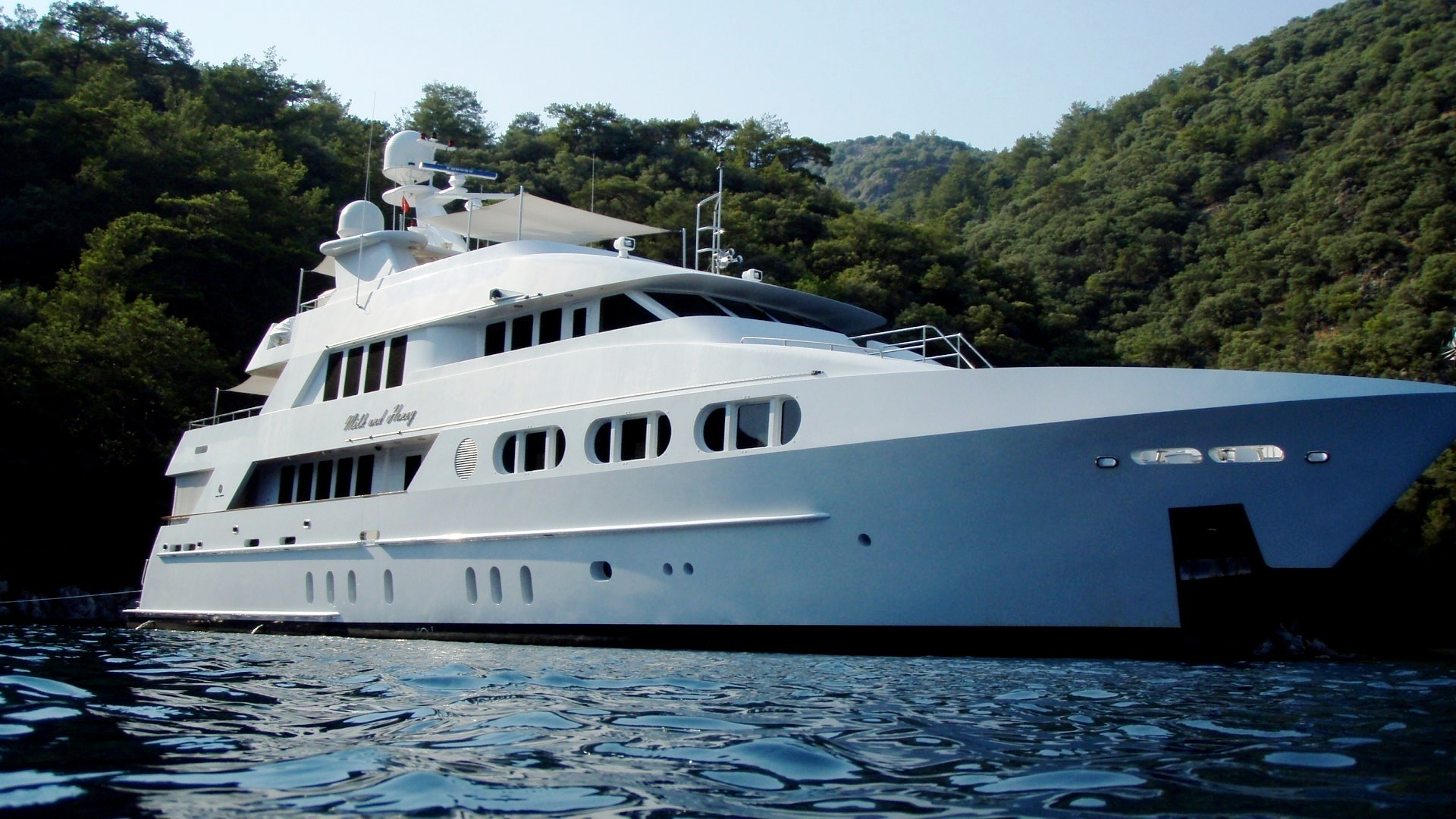 Premier Overview Aboard Yacht MILK AND HONEY