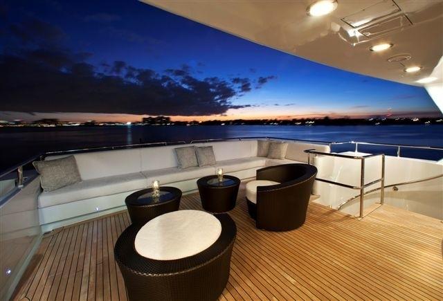 The 38m Yacht MILK AND HONEY