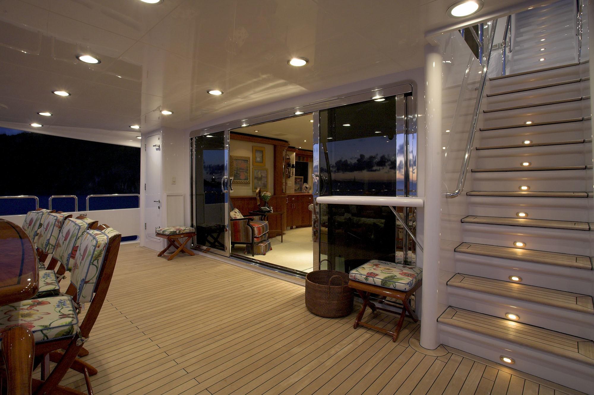 The 38m Yacht NAMOH