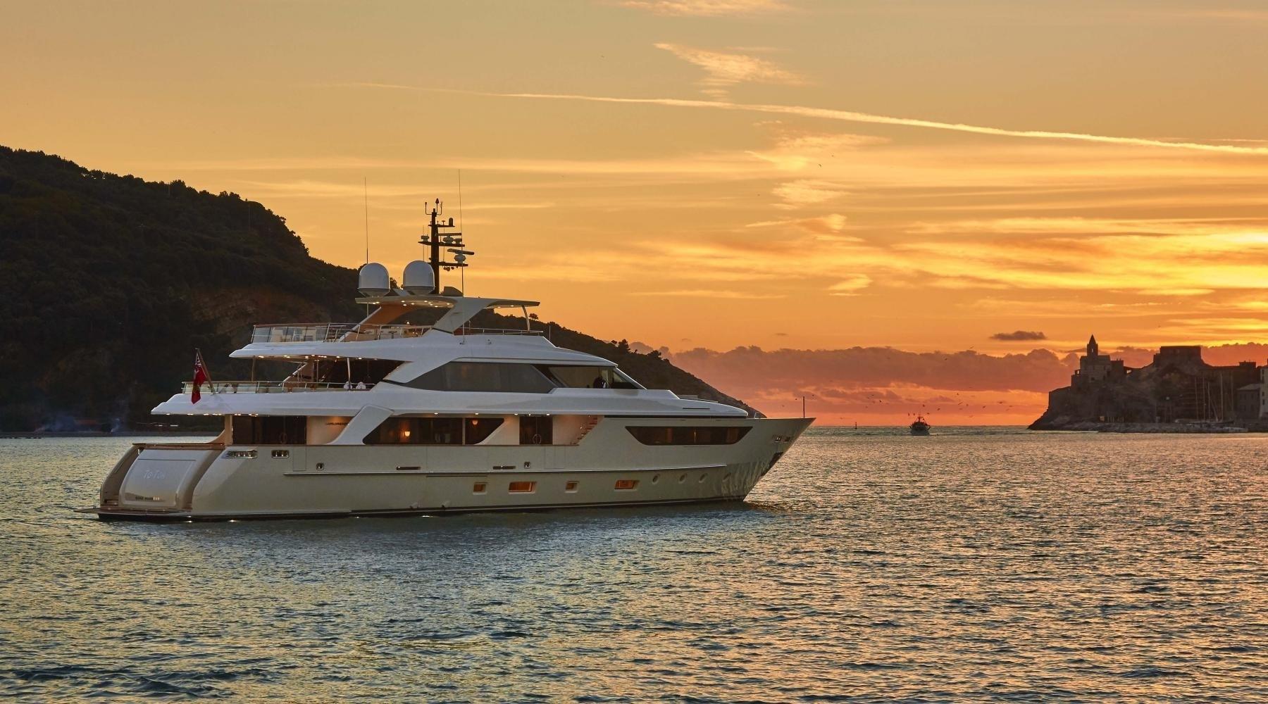 The 38m Yacht TAKARA