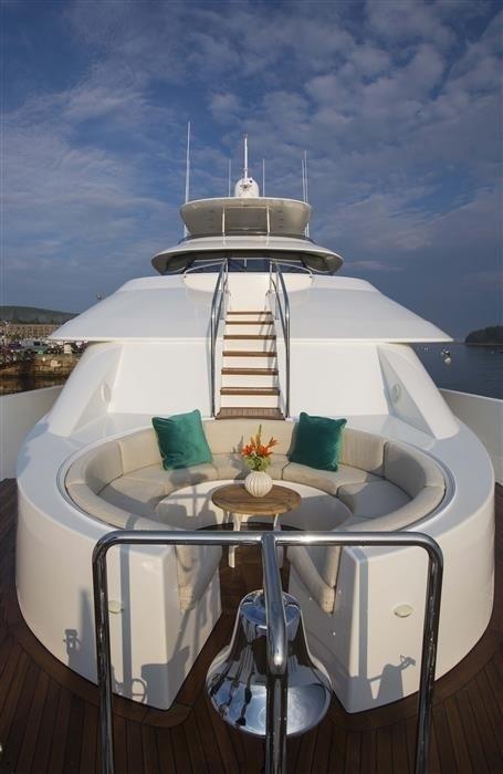 The 39m Yacht DESPERADO