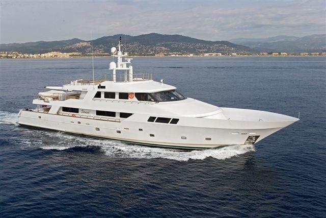 Overview: Yacht SENSEI's Cruising Captured