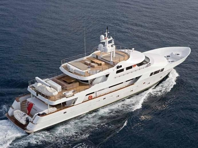 Cruising Aboard Yacht SENSEI