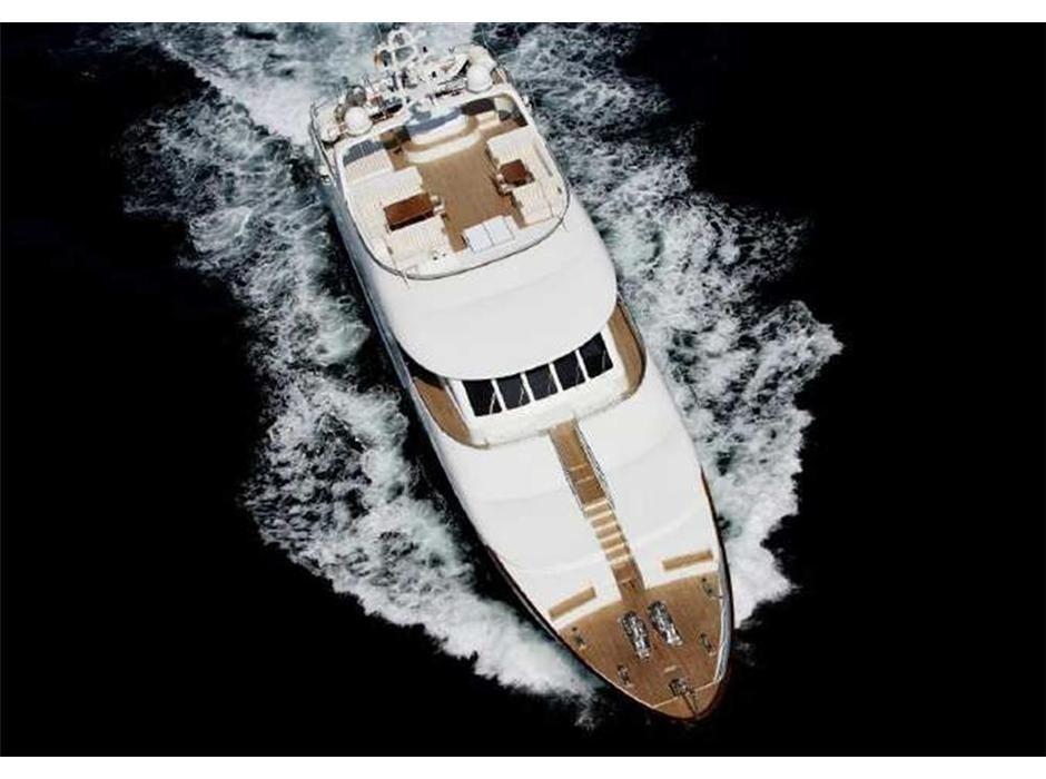 The 39m Yacht SILENTWORLD