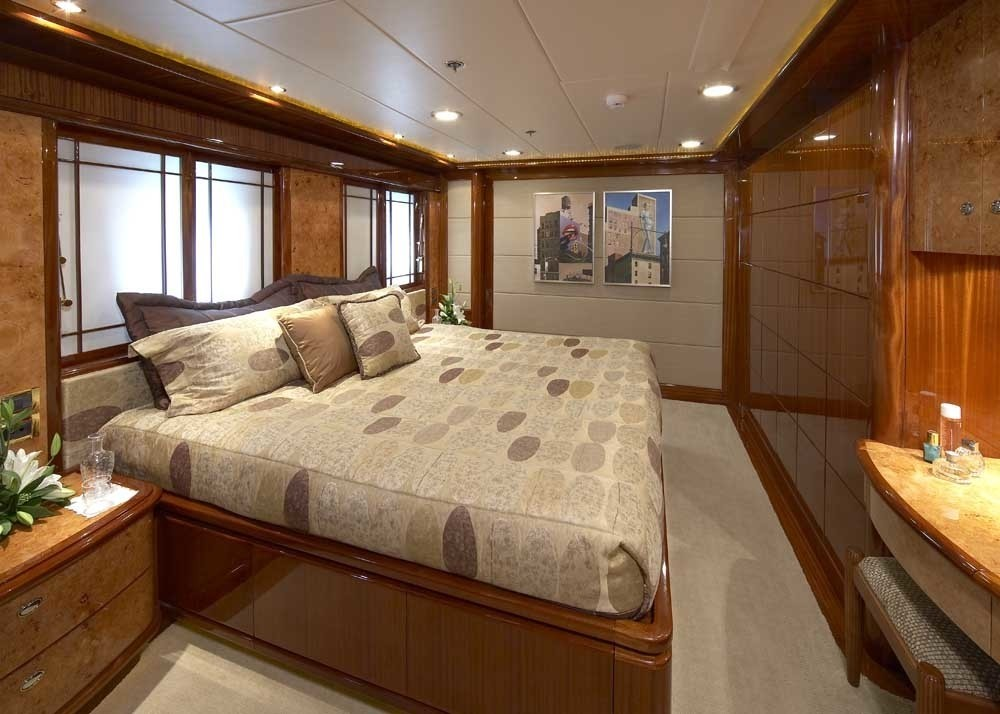 VIP Cabin On Board Yacht LADY LEILA