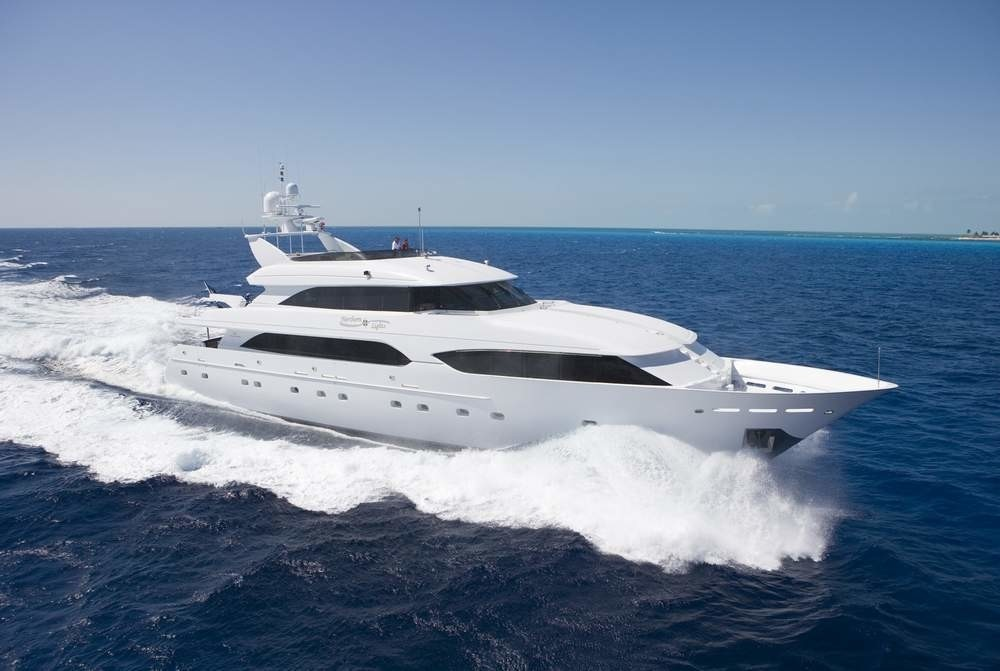 The 40m Yacht NORTHERN LIGHTS