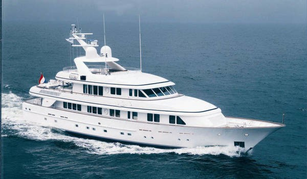 The 40m Yacht SEAFLOWER