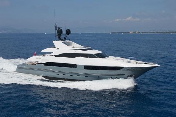 The 41m Yacht LEGENDA