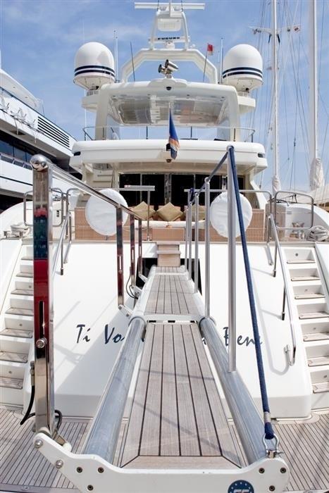 The 41m Yacht LIBERDADE