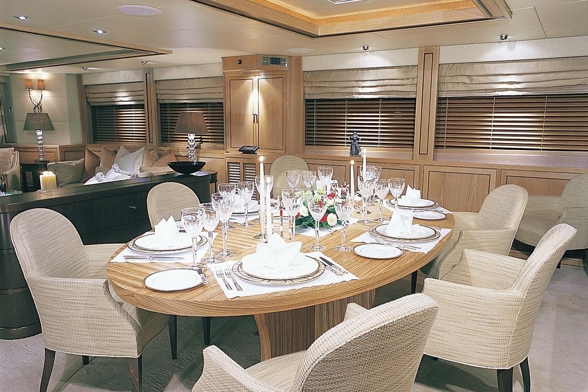 The 41m Yacht PHILOSOPHY