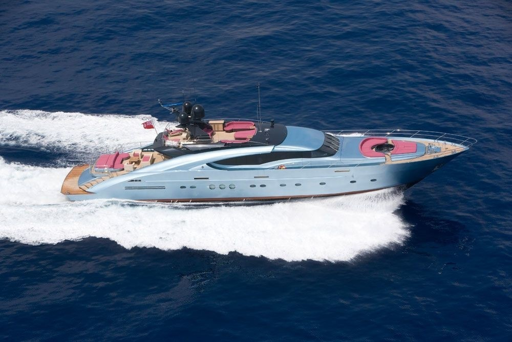 The 41m Yacht WAVERUNNER