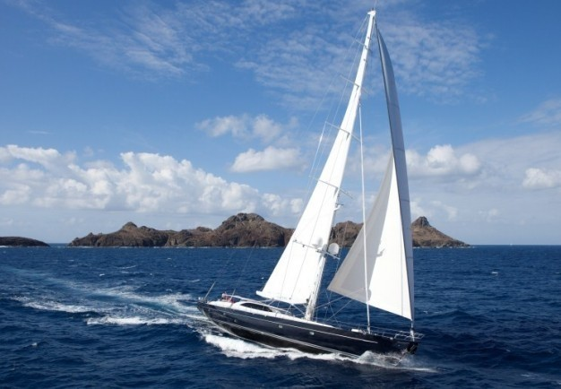 The 42m Yacht BELLA RAGAZZA