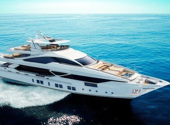 The 42m Yacht DREW