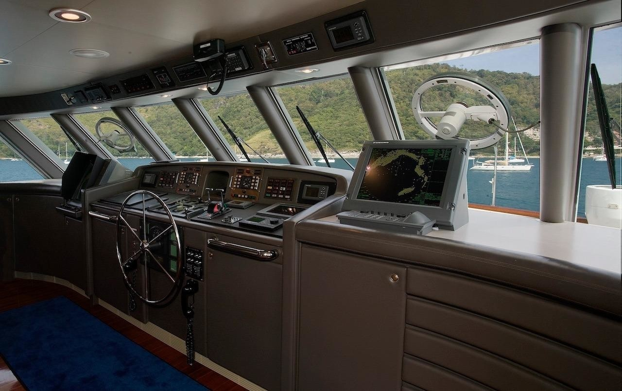 The 42m Yacht MAVERICK II