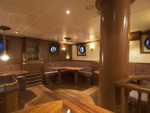 Premier Saloon On Yacht ADORNATE