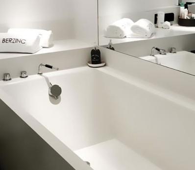 Guest's Bathroom On Yacht BERZINC