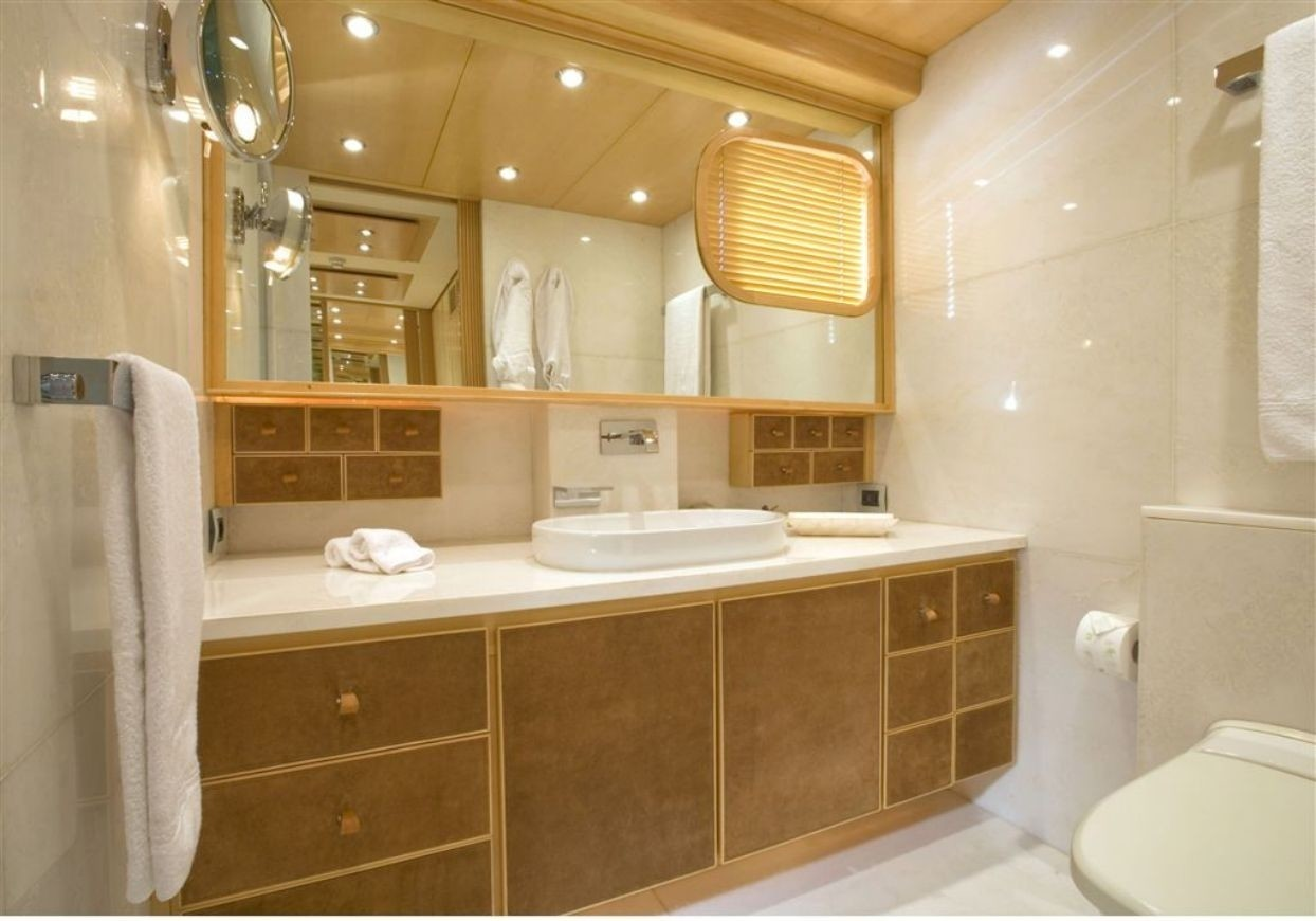 main master bathroom