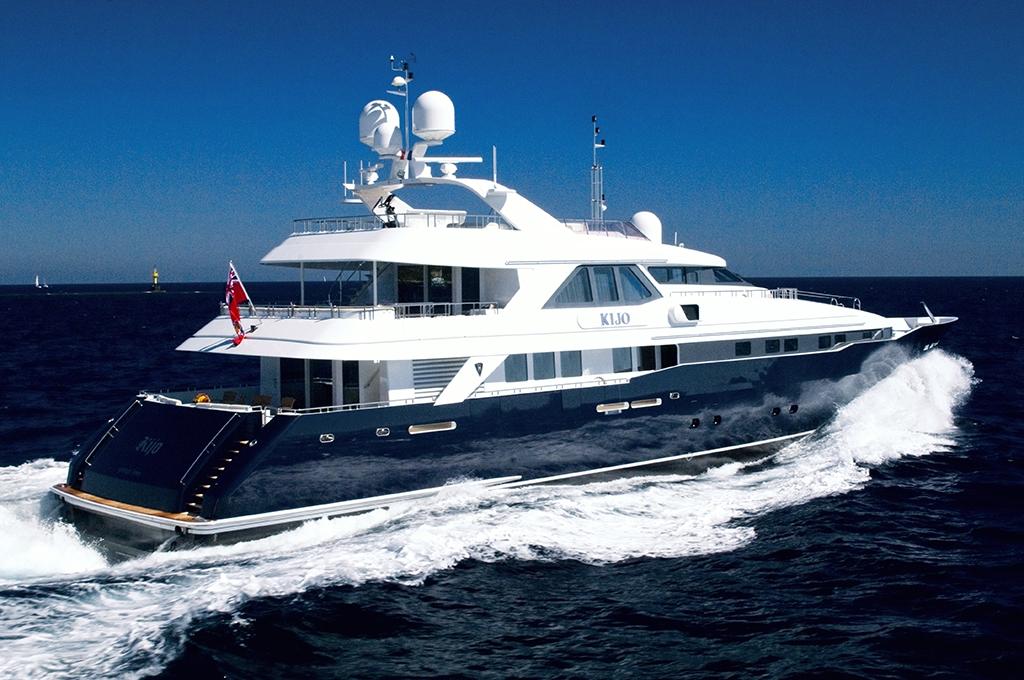 The 44m Yacht KIJO
