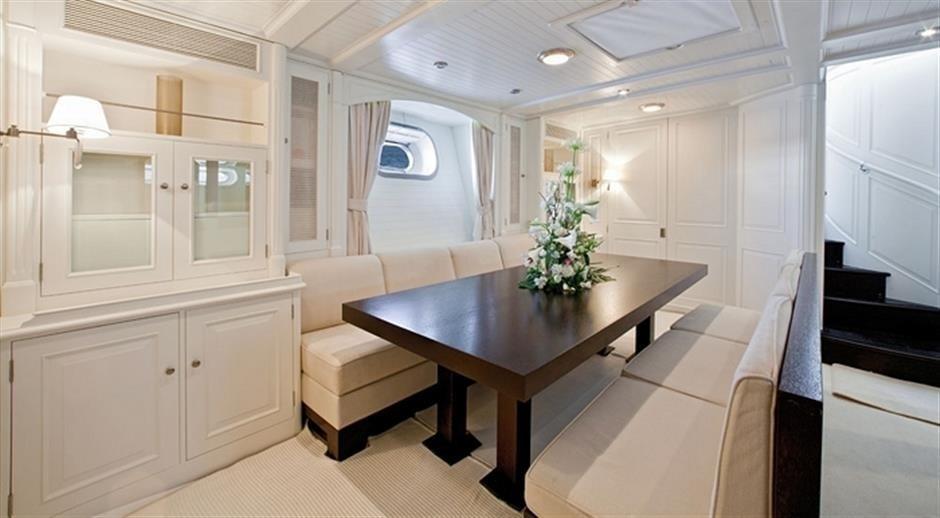The 44m Yacht MARI-CHA III