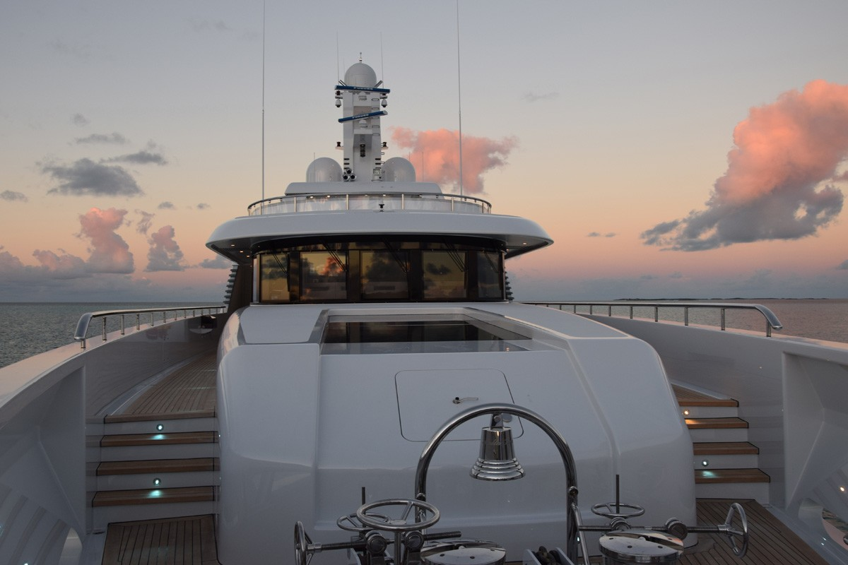 45m yacht by Feadship