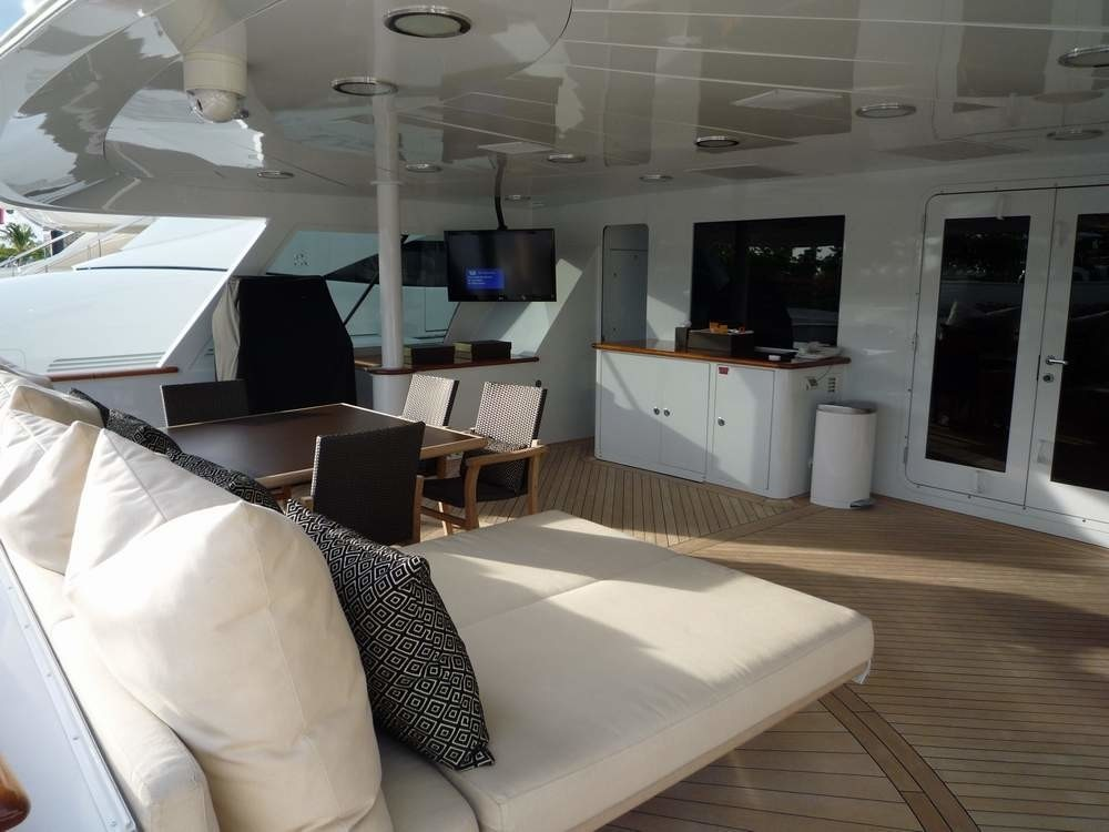 The 45m Yacht CLAIRE