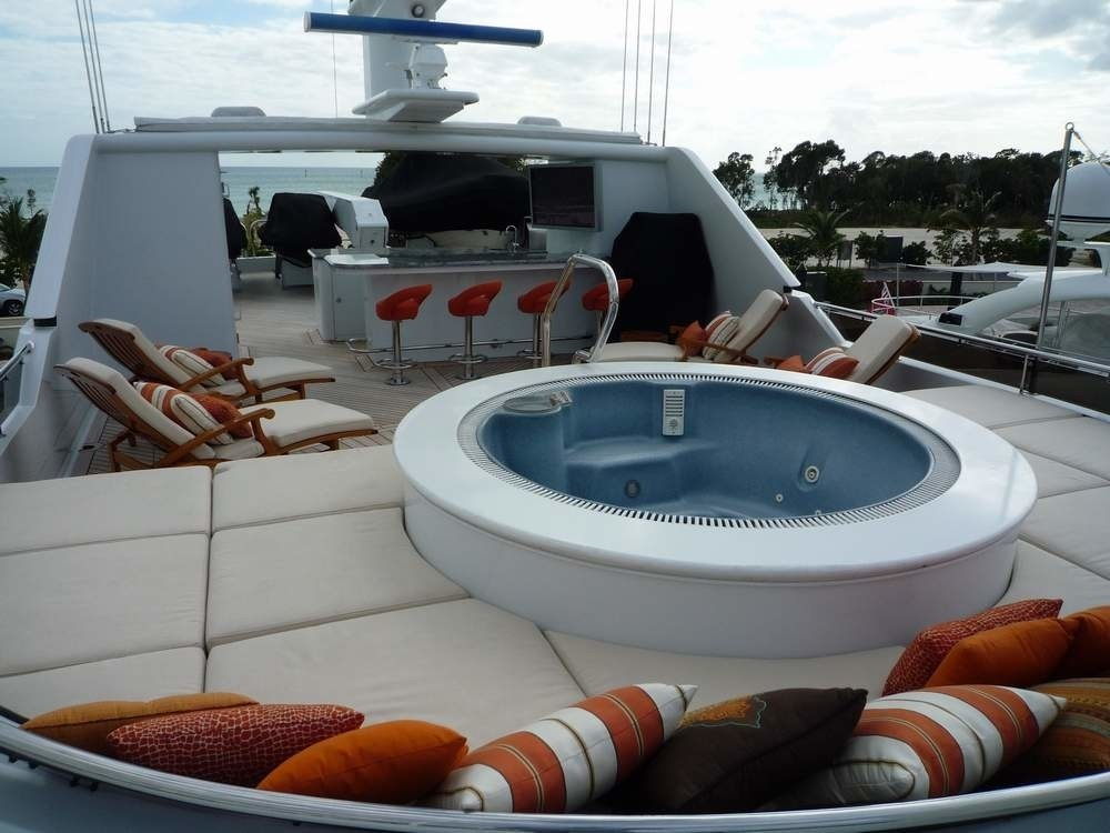 Life Aboard Yacht CLAIRE