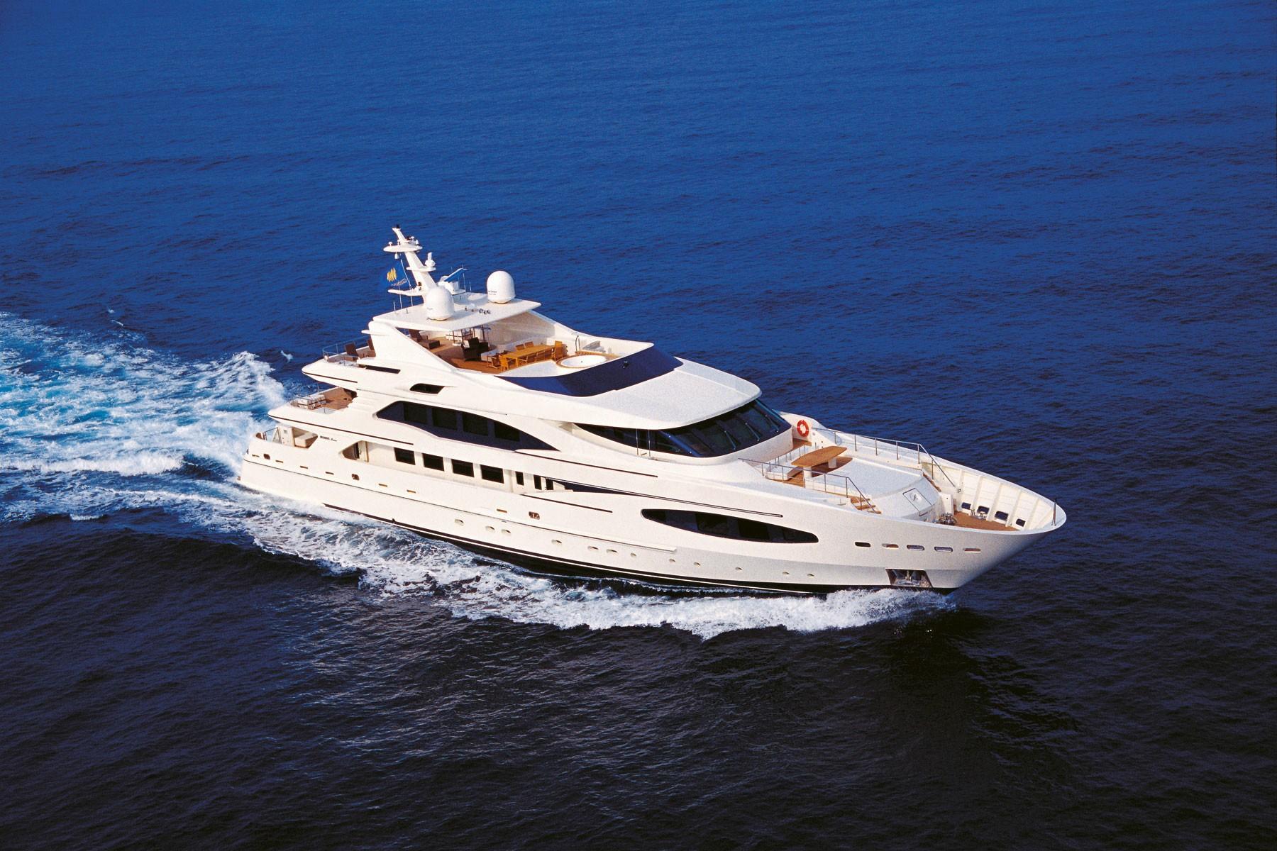 Cruising On Yacht PRINCESS IOLANTHE