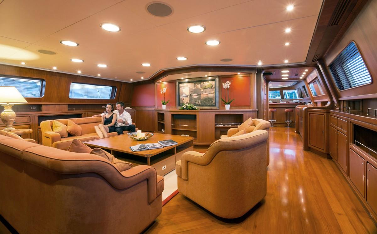 The 46m Yacht ANTARA