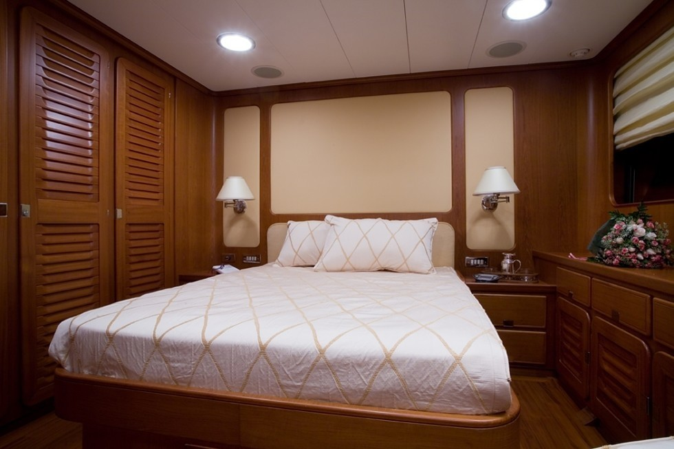 Cabin On Board Yacht ANTARA