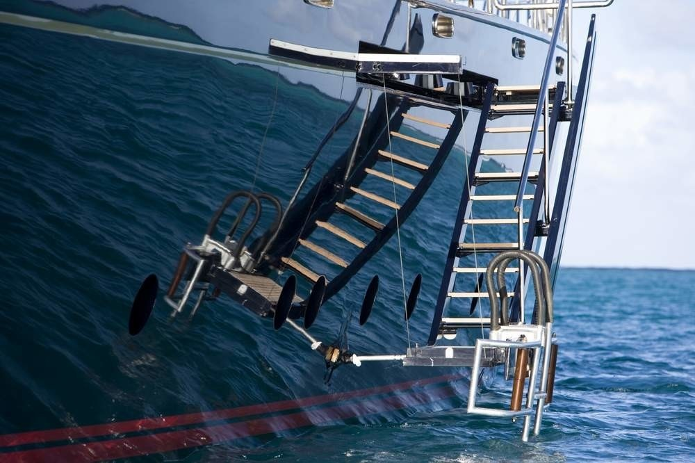 Passerella On Yacht ANTARA