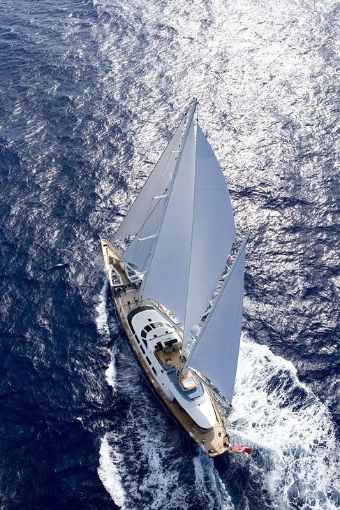 Above Aspect On Yacht ANTARA