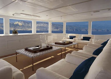 Observance Zone On Yacht ARGYLL