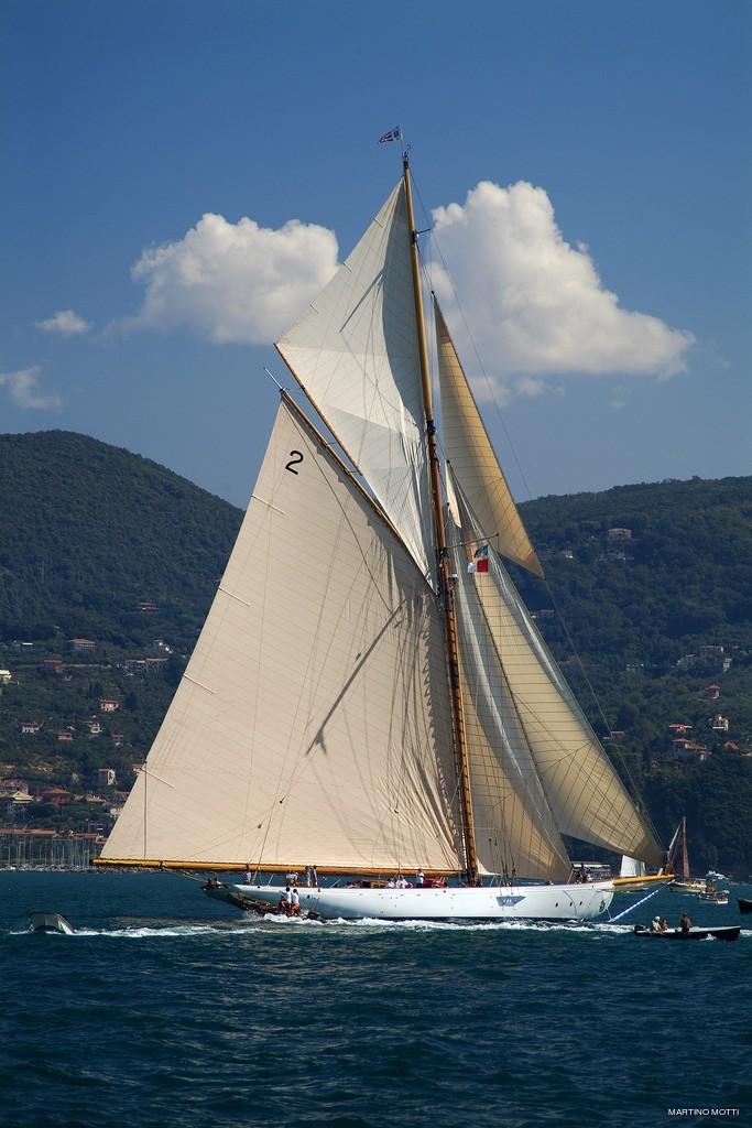Sailing Aboard Yacht LULWORTH