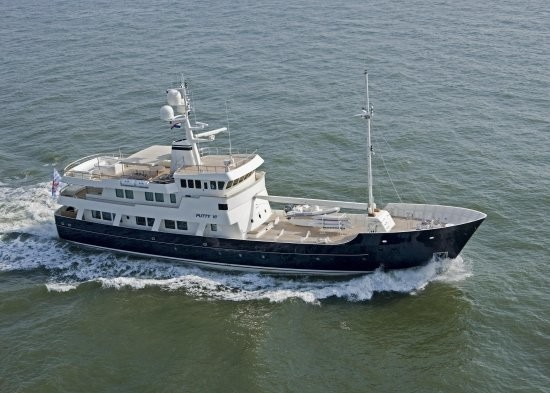 The 46m Yacht PIONEER