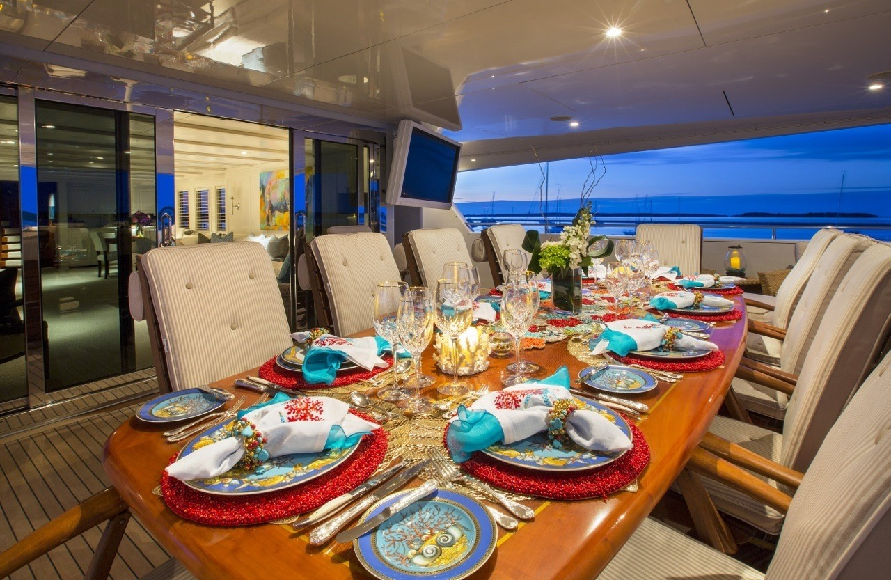 The 46m Yacht RHINO
