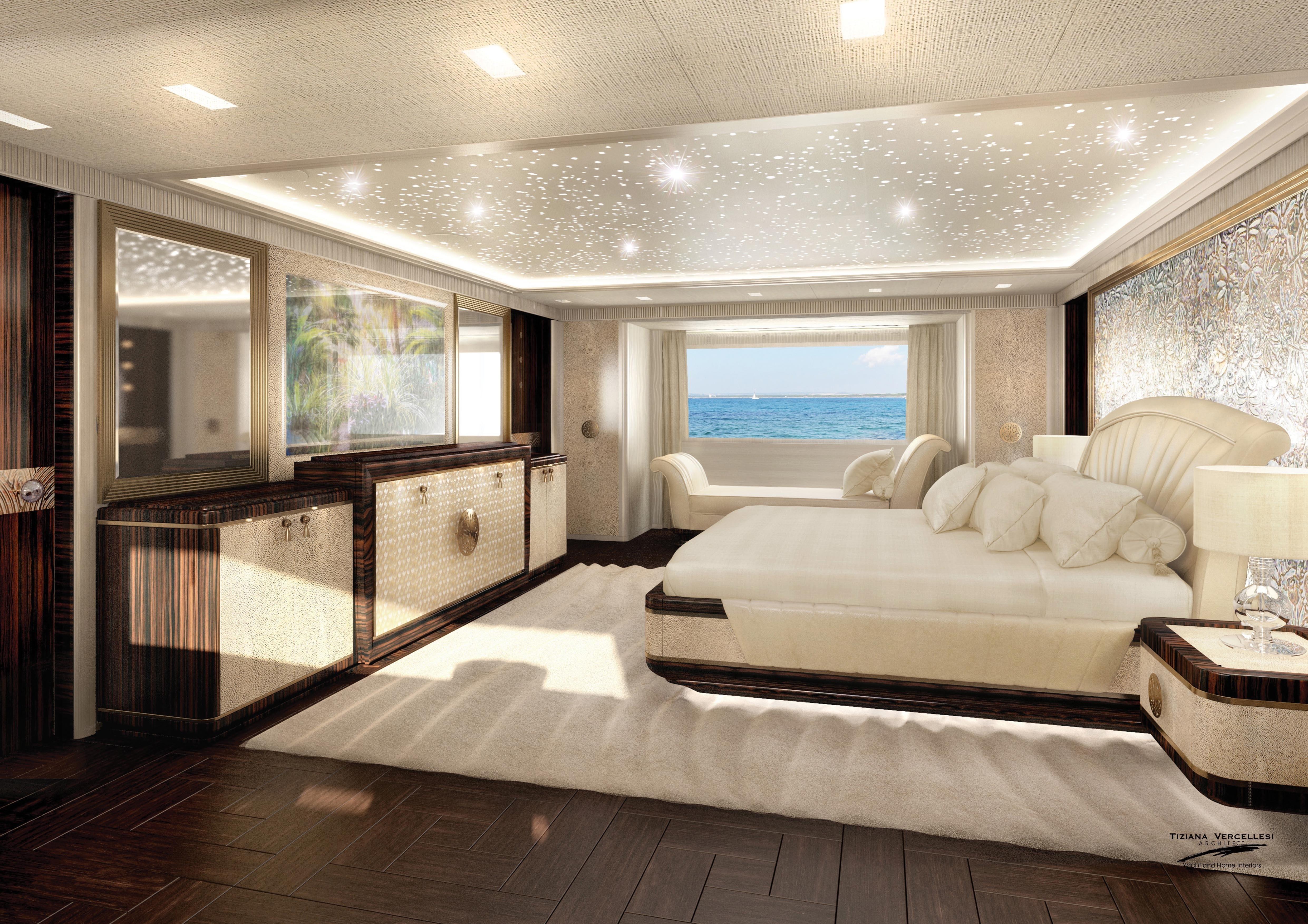 Master suite - rendering