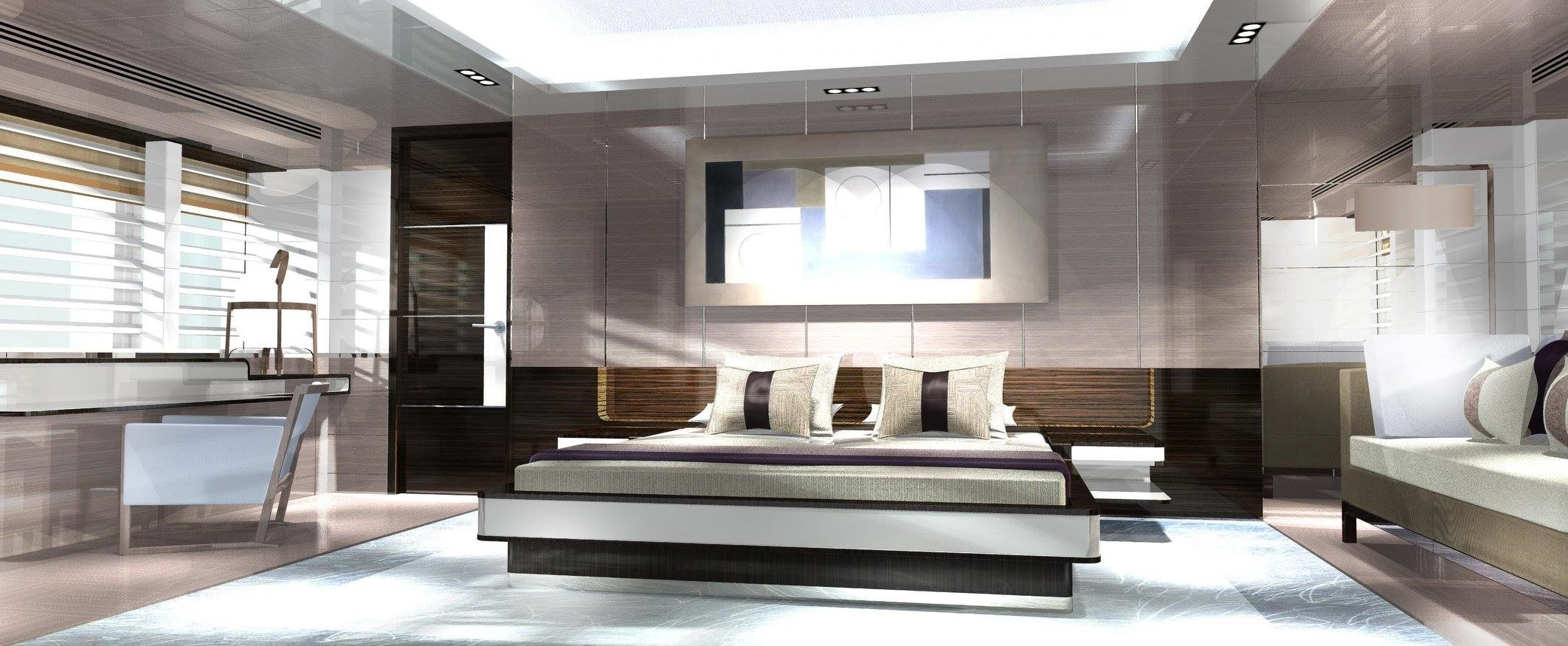 rendering owner suite